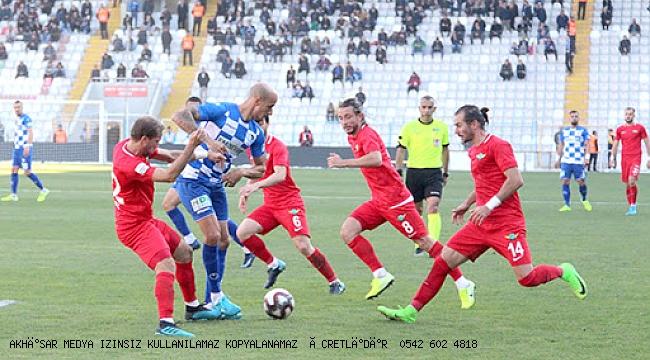 Akhisar'ın konuğu BB Erzurumspor
