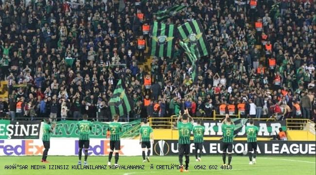 Akhisarspor  Osmanlıspor  maçı  biletleri satışa çıktı