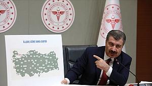Manisa 65 vaka ile Ege'de İzmir ve Denizli'nin ardından üçüncü il oldu.