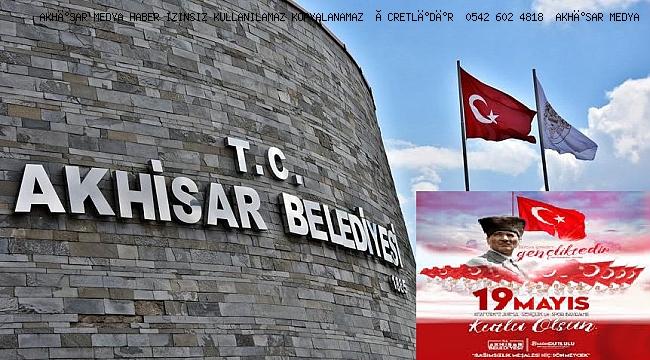 Akhisar Belediyesi'nin 19 Mayıs'a özel hazırladığı video büyük beğeni topluyor