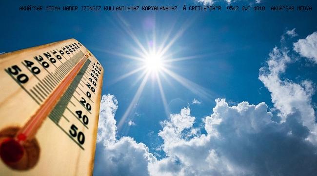 Balkanlar Üzerinden Gelecek Serin ve Yağışlı Sistemle Birlikte Hava Sıcaklıklarının Hissedilir Derecede Azalması Bekleniyor!