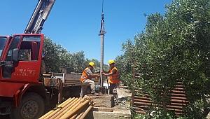 AB Destekli Yenilenebilir Enerji Tedarik Projesi Akhisar'da Devam Ediyor