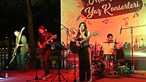 Akhisar Belediyesi Açık Hava Yaz Konserleri başladı