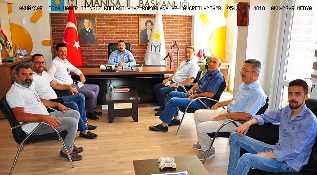 Akhisar Belediyesi ne  4.  Başkan Yardımcısı