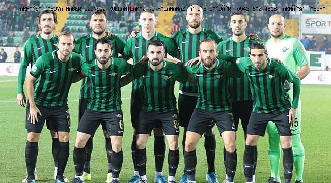 Akhisarspor TFF'nin aldığı küme düşmeme kararına tepki gösterdi.