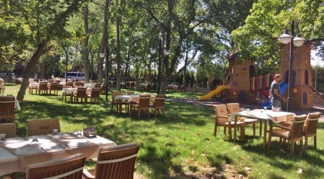 Akhisar Belediyesi Kayalıoğlu restaurant yarın açılıyor
