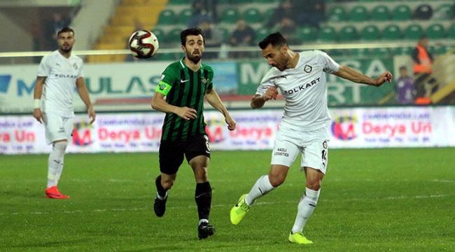 Akhisarspor, Süper Lig'e çıkmak için TFF'ye başvurdu!