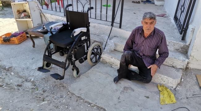 Büyükşehir Engelli Vatandaşların Yüzünü Güldürmeye Devam Ediyor