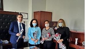 Büro Emekçileri, 8 Mart Kadınlar Gününü kutladı