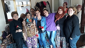 Hepimizin Dünya Emekçi Kadınlar Günü kutlu olsun!