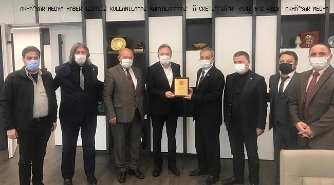 TGF'DEN BİK'E ZİYARET