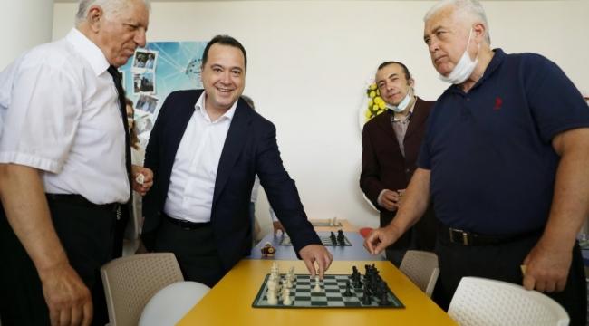 Akhisar Belediyesi Satranç Spor Kulübü Kuruldu