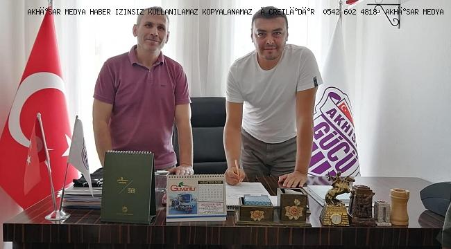 Akhisargücü Spor Kulübü 2021-2022 sezonunda deneyimli antrenör Hüseyin SANİYAR ile anlaşmaya vardı.
