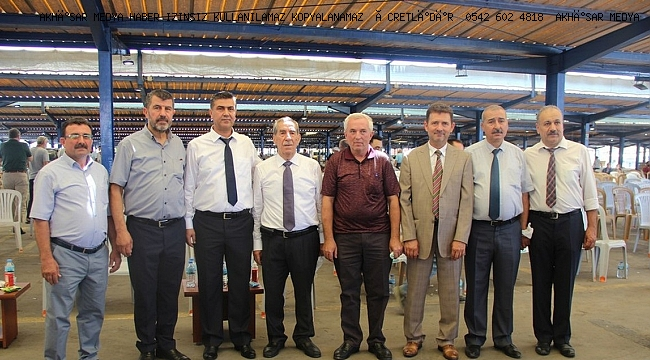 Esnaf Kefalet Kooperatifinde Hasan Genli 7. kez güven tazeleyerek başkan seçildi.