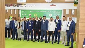 2021 WORLDFOOD İSTANBUL SONA ERDİ