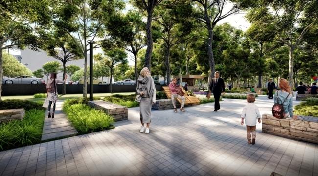 Şehit Necdi Şentürk Parkı, Büyükşehir'le Değişimi Yaşayacak