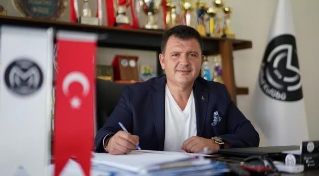 Manisa FK Başkanı Mevlüt Aktan gündemi değerlendirdi