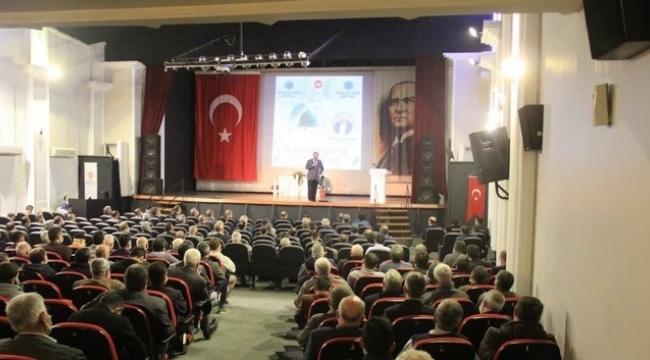 Peygamberimiz ve vefa toplumu konulu konferans gerçekleştirildi